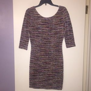 Dresses & Skirts - Bodycon multicolored dress